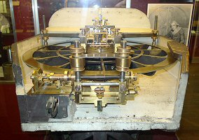 Jesse Ramsden's Circular Dividing Engine