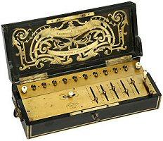 Thomas de Colmar's Arithmometer